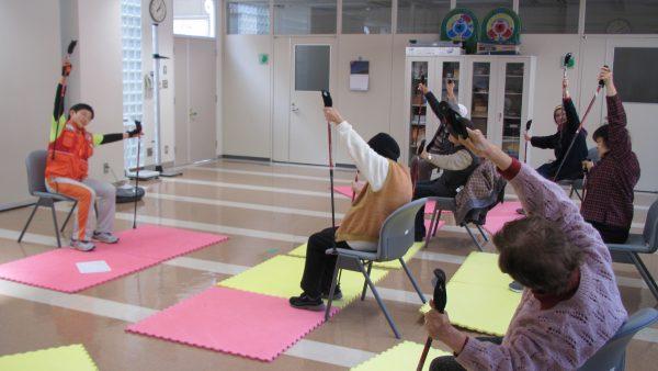 上島町、コロナ禍でも工夫して健康づくり
